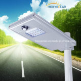 6W-120W Outdoor All in One Integrated Solar LED Street Garden Light