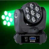 7*10W RGBW 4in1 LED Moving Head Stage Light