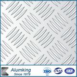 Diamond Checkered Aluminium Plate for Electrical