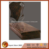 Cheap Natural Brown Granite/Marble Monument