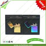 Ocitytimes USB Rechargeable Single Arc Cigarette Lighter
