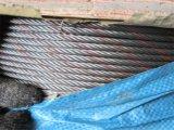 Black Steel Wire Rope /Ungalvanized Steel Wire Rope 19*7