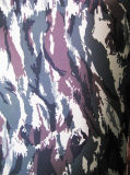 Fy-15 Polyester 600d Oxford Camouflage Printing Fabric for Military