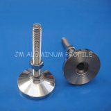 Adjustable Articulated Furniture Feet Stainless Steel