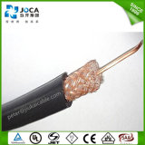 China Quality Transparent PE Insulated Foamed Coaxial Cable