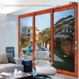 Top Quality Commercial Aluminum Frame Glass Door (FT-D120)