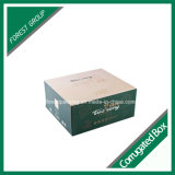 High-End Surface Matt Color Printed Corrugated Paper Packing Box