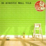 Decorative PVC 3D Soundproof Self Adhesive Brick for KTV Room