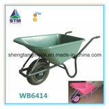 Heavy Duty Garden Tool Wheelbarrow (WB6414)