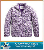 Allover Printing Down Jacket & Padded Coat