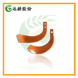 China Manufacturing Agricultural Tractor Precision Rotary Tiller Blade