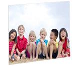 """Aluminum Square Plate Photos for Children Smile 11 """"× 11"""""""