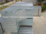 Irregular Galvanized Steel Grating