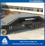 2017 Good Price Prefabricated Steel Structure Bridge From China