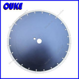 350mm Diamond Segment Dry Cutting Saw Blade (cold pressed)