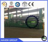 W11S-25X2500 Hydraulic Universal Three Rollers Sheet Plate Rolling Machine