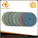Stone/ Granite/Marble/Concrete Dry Flexible Polishing Pads