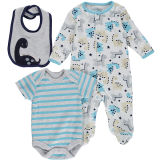Last Arrivel Fashion Cute 0-9months Unisex Baby Clothes
