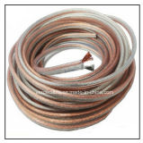 2core 0.75mm 1.5mm 2.5mm Flex Cable Speaker Wire