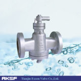 Cast Steel Flanged Plug Valve