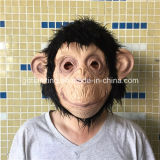 Halloween Latex Animal Monkey Mask