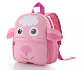 PVC Children School Backpack with Cartoon Printing Logo