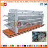 Manufactured Customized Metal Supermarket Cosmetic Shelf (Zhs235)