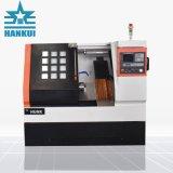 Micro CNC Wheel Lathe Cutting Machine Price Ck-32L