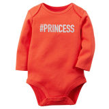 Customize Pure Cotton Infant Clothes Cute Baby Romper