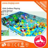 Functional Children Gym Indoor Soft Playground Toy