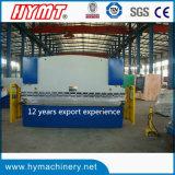 WC67Y-100X5000 Mechanical synchronization Hydraulic steel plate bending machine