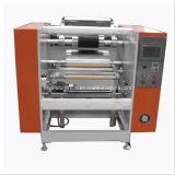 Semi Automatic Alu Foil Roll Rewinding Machine