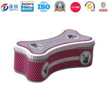 Bone Shaped Pet Food Package Pet Tin Box