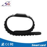 Custom Hf Keychain RFID Silicone Wristband Ntag203 Ntag213 Natg215