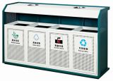 Outdoor Waste Bin with Four Innerbin (HW-147)