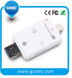 Factory Sale Portable OTG USB Card Reader for Micro SD