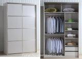 Wooden 1.5 M Customized Inside Sliding Wardrobe Dresser