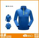 Men′s Thermal Stretch Outdoor Wear Fleece Jacket