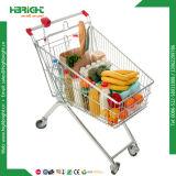 Zinc Galvanizied Shopping Center Shopping Carts