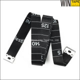 Wholesale Printable Fashion Fabric Clothing Tailor Measuring Tape (FT-070)