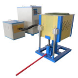 50kg Manufacture Supply High Frequency Induction Heating Gold Melting Furnace