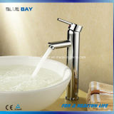 New Chrome Brass Single Handle Bathroom Faucet