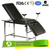 Hospital Stainless Steel Gynecology Delivery Bed (CE/FDA/ISO)