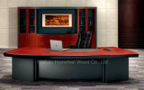Traditional Office Furniture Executive Desk (HF-LTA005)