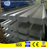 900mm Width 0.45mm Thick Galvanized Steel Trapezoid Sheet for Roof