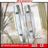 Stainless Steel Solid Pull Handle for Glass Door Wood Door