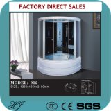 Luxury Style Steam Shower Room with Jacuzzi (912)