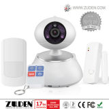 Alarm Home Security System with Ios/Android IP Camera