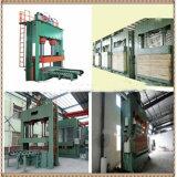 Wood Veneer Press Machine in China
