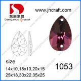 China Glass Stone, Fashion Flat Crystal Glass Stone for Clothing